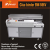 600pages 300-400books/H A3 automatic book perfect glue binder machine