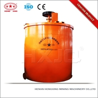 Copper grinding mill Henan Hongxing Mining Machinery bucket mixer