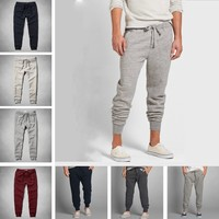Custom Slim Fit Jogger Pants Cotton
