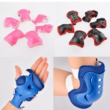 New Unisex Wrist Guard Protective Pads Knee And Elbow Pads Knee Pads For Kids Sv020436