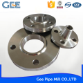 China supplier GEE gas and oil ASME b 16.5 carbon steel A105 pipe fitting flange