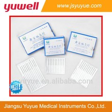 Hwato Acupuncture Needles for Single Use High Quality 2017 HOT