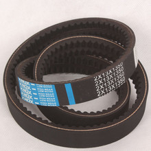 cogged v belt with teeth hmxax/bx/cx for cars/trucks