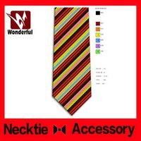 Contemporary custom-made fashion private label silk ties