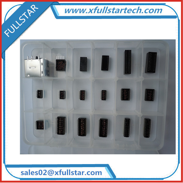 LAN Transformer and Filter Modules for Network Filter and Isolated Transformer .