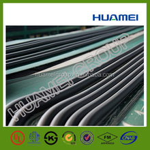 elastomeric rubber tube gas pipe insulation