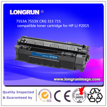 printer cartridge CRG315/715 for Canon LBP3310/3370 printer