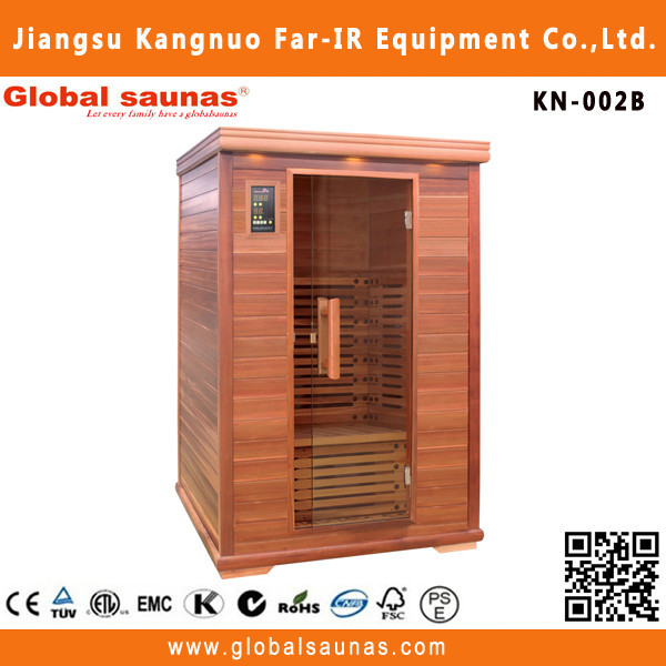 outdoor garden sauna steam cabins KN-002B