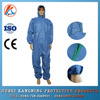 Nonwoven Disposable Protective Coverall Overall /Hooded Coverall