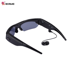 Best Price Mini DVR Sunglasses Camera Manual HD 1080p Hidden Video Glasses Camera Outdoor Wireless Hidden Spy Camera