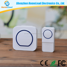 Eu Uk Us Regulations Chime Available Rainproof Wireless Dingdong Doorbell