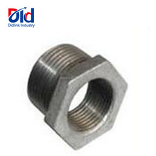 Steel Plumbing Pipe Fitting Water Tee Joint Threaded Tube To Adapter Type Of Malleable Iron Bushing