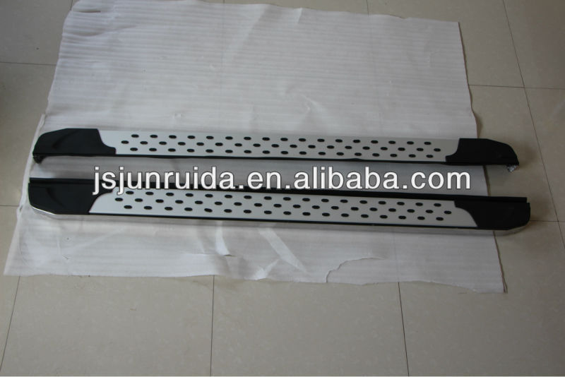auto land rover side bar,running board for compass(jeep 2012)