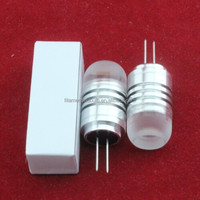 silicon gel smd3014 g4 led bulb ac/dc12v 120v 220v led g4 g9 lamp