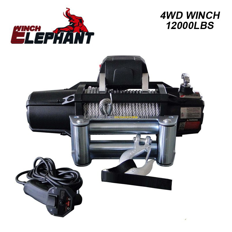 Electric 4x4 Winch