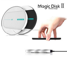super thin magnetic induction wireless charger new qi wireless charger for iphone 6