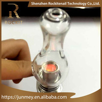 Alibaba wholesale oil vaporizer with electric dabber box mod from Rockit factory