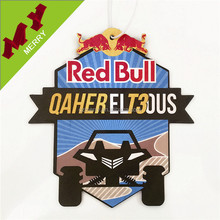 High quality custom paper car air freshener