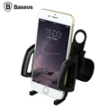 Baseus Wind Series Bicycle Cell Phone Holder For iPhone 55-100mm Mobile Phone Universal 360 Degree Rrotation Bicycle Mount