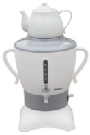4.5+1L stainless steel electric kettle and teapot samovar