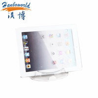 Hot sell Transparent acrylic tablet exhibition stand for ipad