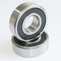 motor bearing, deep Groove Ball Bearing 6204 open 6204 Z 6204ZZ 62042RZ 6204 2RS , with long life and low noise