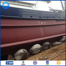 good gas tightness pneumatic rubber marine airbag