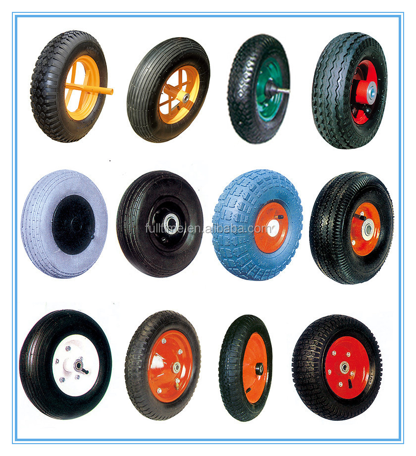 High Quality hand pallet truck rubber wheel