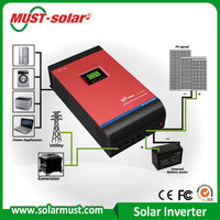 Top quality 4000W built-in MPPT Hybrid solar inverter