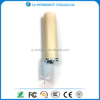 High gain outdoor 4G 4/6dBi omni antenna