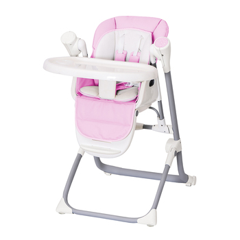 New design baby feeding high chair swing,multi-function folding rocking cradle swing chair with EN and ASTM approved