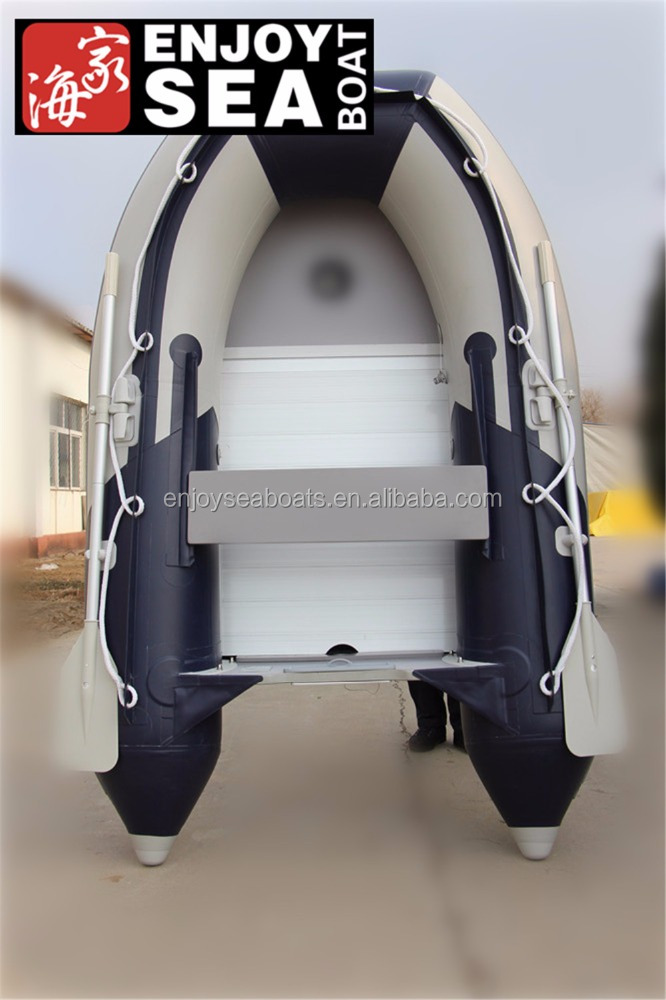 Drop stitch airmat floor inflatable boat ASD-230 motor boat for kids for sale!!!
