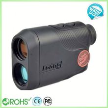 high quality pearl white 800 meter Laser Golf Range Finder with slope and pinseeker 8x25