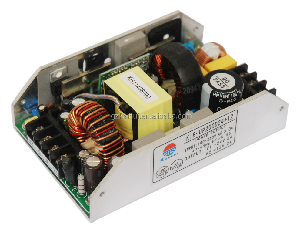 220v /110v ac to 15V dc SMPS Power Supply Unit 300W LED diver with PFC function