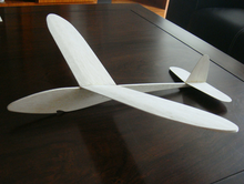 Wholesale balsa wood model airplanes glider