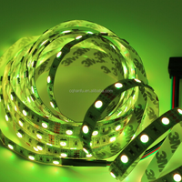 3M adhesive non-waterproof SMD led strips 5050 soft led strip lighting