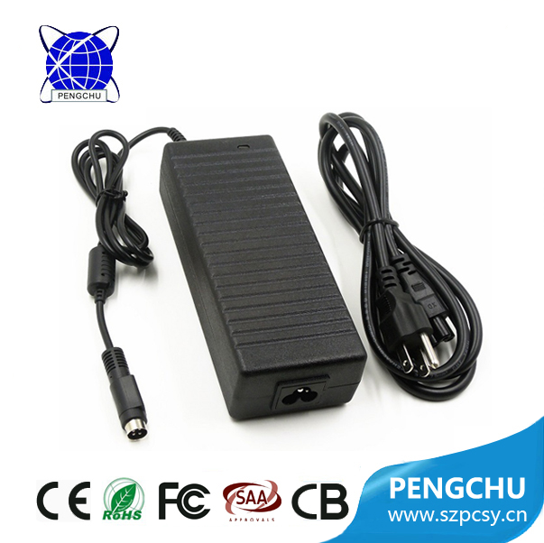 OEM 120W switching transformer power supply 24v 5a with CE FCC ROHS approved