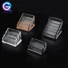 Acrylic business card holder name card holder