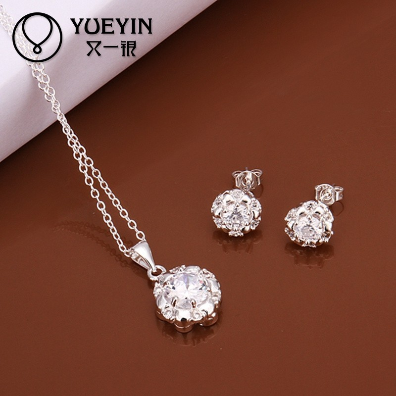 2014 wholesale <strong>beautiful</strong> necklace sets fashion jewelry