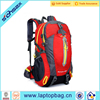 2017 big capacity multi-function sports hiking bags with rain cover