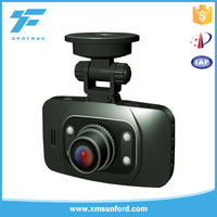 4X digital zoom GPS 256Mb dvr car camera with g-sensor