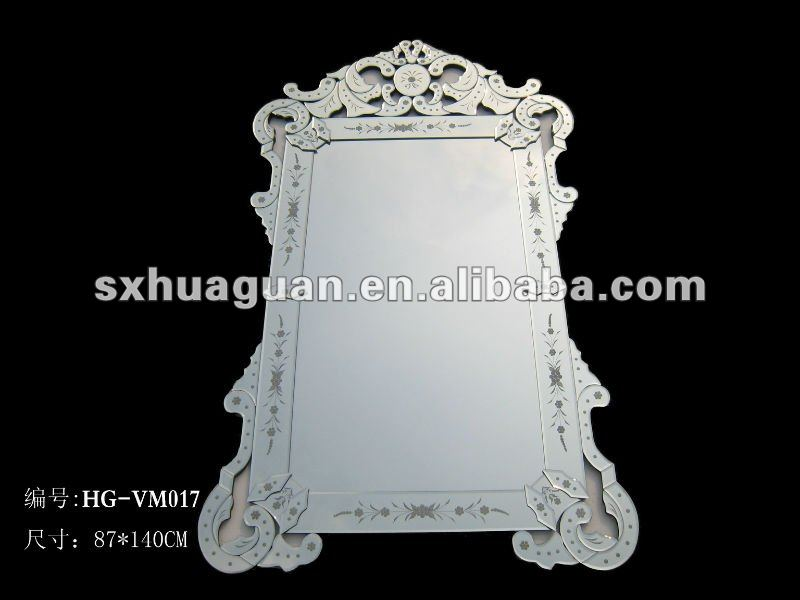 novelty venetian mirror for home decoration