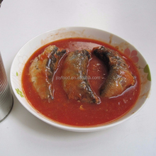 New crop canned sardine fish