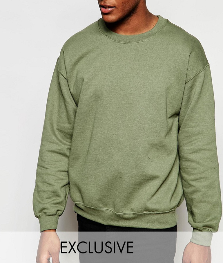 custom colors and sizes cotton/<strong>polyester</strong> warm and breathable oversized blank sweatshirt wholesale