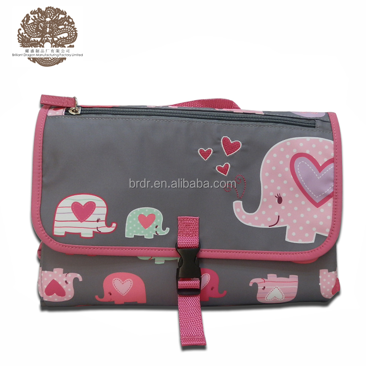 China Manufacturer 2016 Innovative Baby Diaper Changing Bag