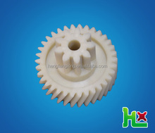Nylon helical gear plastic pinion helical gear plastic nylon tooth gears