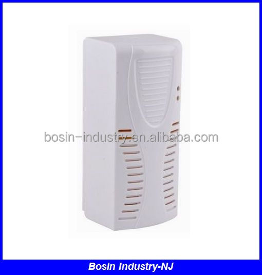 wall mounted white automatic fragrance fan dispenser, manual air freshener dispenser