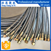 "300mm 1/2"" female fitting high pressure flexible wire braided sae 100 r14 ptfe hose"