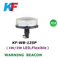 R10 Hot selling car warning light,warning beacon,stroble light,KF-WB-125P