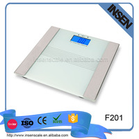 Bargain Digital Bathroom Scale - Measures Weight, Body Fat, Water, & Bone Mass 150kg Capacity